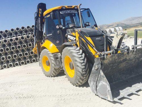 Новые колёсные погрузчики CAT® 966 GC